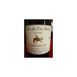 Clos du Tue Boeuf Cheverny La Caillère 2018