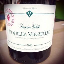 Domaine Valette Pouilly-Vinzelles Vieilles Vignes 2012 Magnum