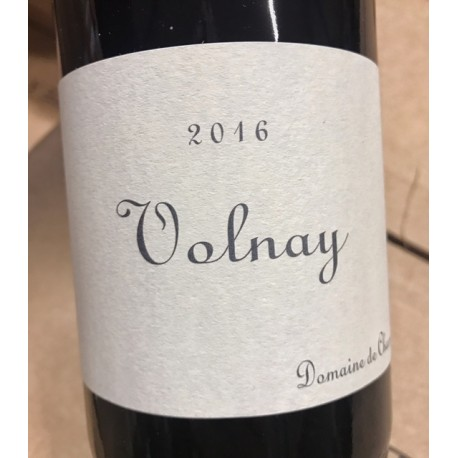 Domaine de Chassorney Volnay 2016
