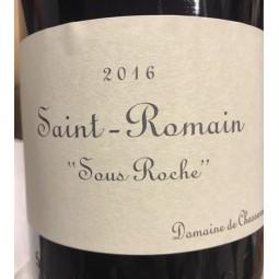 Domaine de Chassorney Saint Romain Sous Roche 2015
