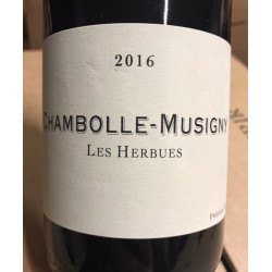 Frédéric Cossard Chambolle Musigny Les Herbues 2017