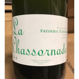 Frédéric Cossard Vin de France Pét-nat' Chassornade 2018