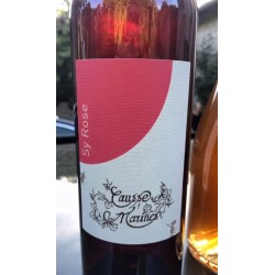 Domaine de Causse Marines Vin de France Sy-rose 2017