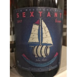 "Sextant Vin de France ""pet-nat"" blanc Ecume 2017"