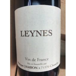Philippe Jambon Vin de France Leynes 2012