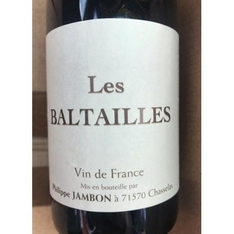Philippe Jambon Vin de France Baltailles 2011
