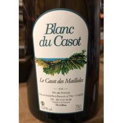 Casot des Mailloles Vin de France Le Blanc du Casot 2017