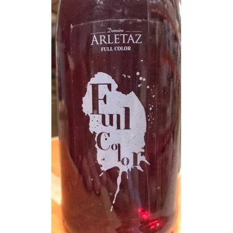 Benoit Arletaz Vin de France Pét-nat Full Color Trois Grenaches 2017
