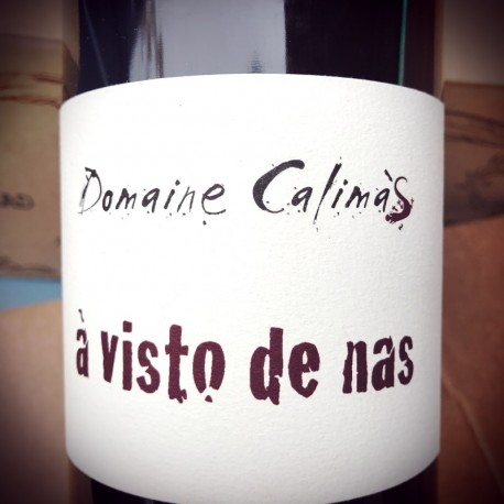 Domaine Calimas Vin de France A Visto de Nas 2013