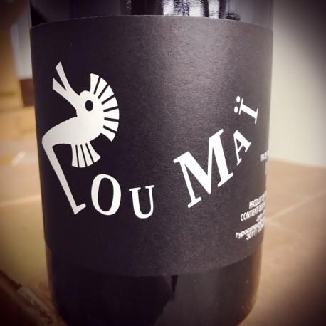 John Almansa Vin de France rouge Zou Maï 2015