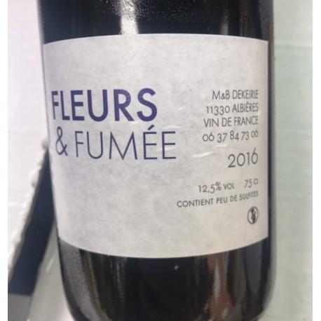 M&B Dekeirle Vin de France Fleurs et Fumées 2016