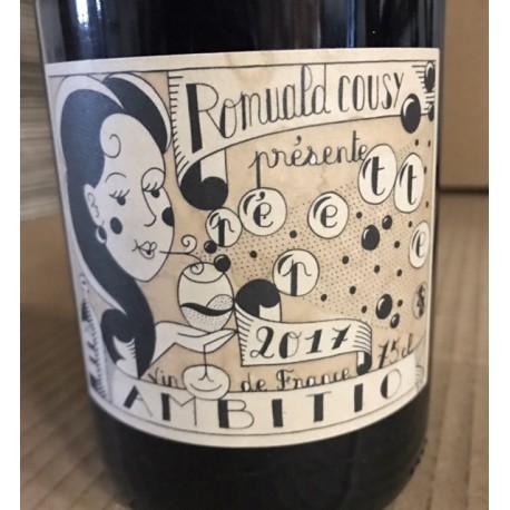 L'Ambitio Vin de France Pét-nat Pépette 2017
