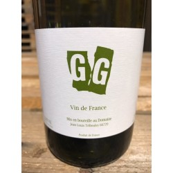 Jean-Louis Tribouley Vin de France blanc GG 2015