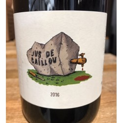 Domaine Bories Jefferies Vin de France Jus de Caillou 2016