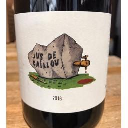 Domaine Bories Jefferies Vin de France Jus de Caillou 2016