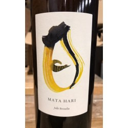 Julie Brosselin Vin de France blanc Mata Hari 2015