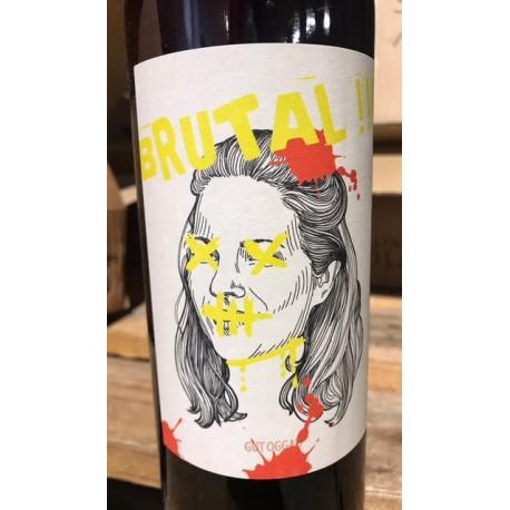 Gut Oggau Burgenland Rosé Brutal 2016