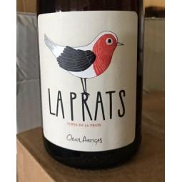 Oriol Artigas Alella blanc La Prats Vieilles Vignes 2017