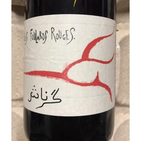 Les Foulards Rouges Vin de France Grenache 2017 Magnum