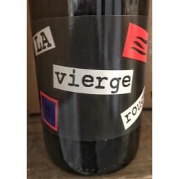 Yoyo & Les Foulards Rouges Vin de France rouge La Vierge Rouge 2019