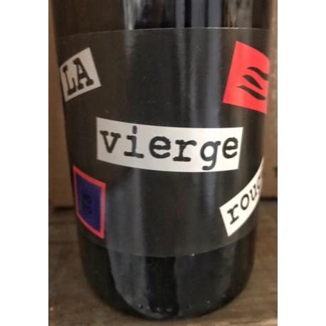 Yoyo & Les Foulards Rouges Vin de France rouge La Vierge Rouge 2012