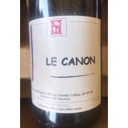 La Grande Colline Vin de France Le Canon Rouge 2015