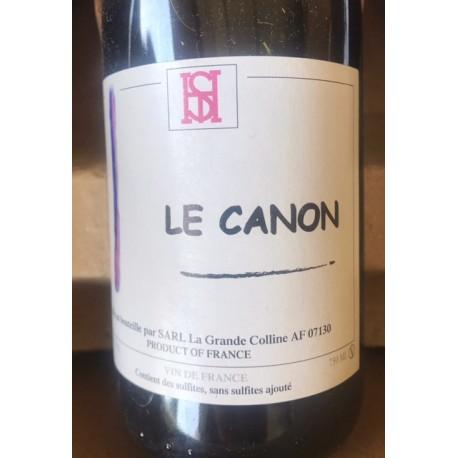 La Grande Colline Vin de France Le Canon Rosé 2014