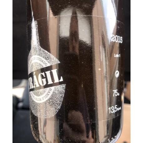 Ismael Gozalo/Microbio Vino de la Tierra de Castilla y Leon blanco Fragil 2015