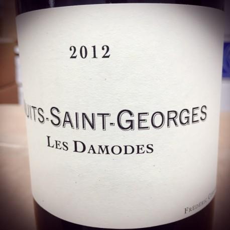 Frédéric Cossard Nuits Saint Georges Les Damodes 2014