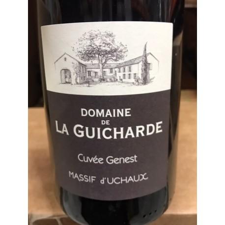 Domine de la Guicharde Côtes du Rhône Villages Massif d'Uchaux Genest 2016