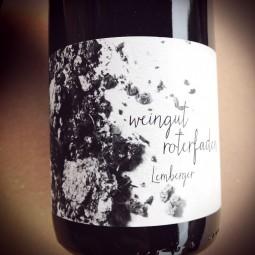 Weingut Roterfaden Schwabischer Landwein Lemberger 2015
