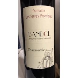 Domaine Les Terres Promises Bandol L'Amourvèdre 2016
