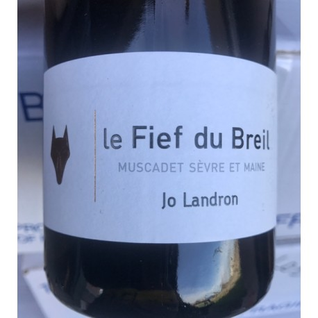 Domaine Jo Landron Muscadet de Sèvre et Maine sur Lie Fief du Breil 2014