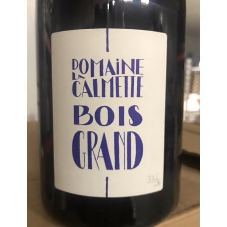 Domaine La Calmette Cahors Bois Grand 2017