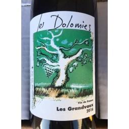 Domaine des Dolomies Côtes du Jura blanc Les Grandvaux 2015