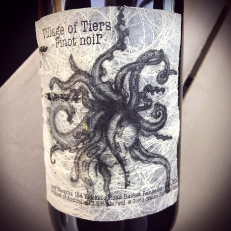Lucy Margaux Adelaide Hills Pinot Noir Village of Tiers 2015