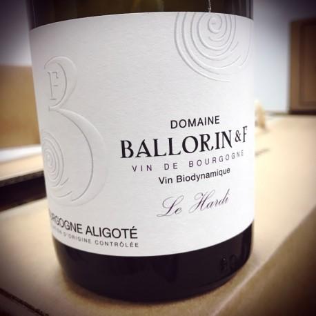 Domaine Ballorin & F Bourgogne Aligoté 2017