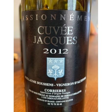 Domaine de Dernacueillette Corbières Cuvée Jacques 2012