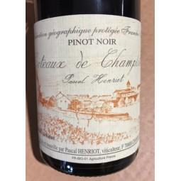 Pascal Henriot Coteaux de Champlitte Pinot Noir Esprit Nature 2017