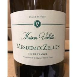 Domaine Valette Vin de France Mesdemoizelles Magnum