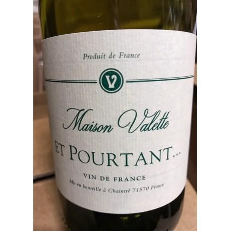 Domaine Valette Viré-Clessé 2012