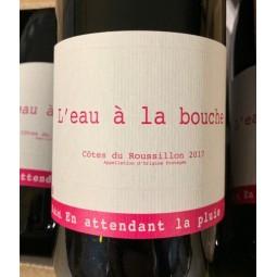 Domaine du Possible Côtes du Roussillon L'Eau à la Bouche 2017