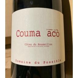 Domaine du Possible Côtes du Roussillon Couma Acò 2017 Magnum