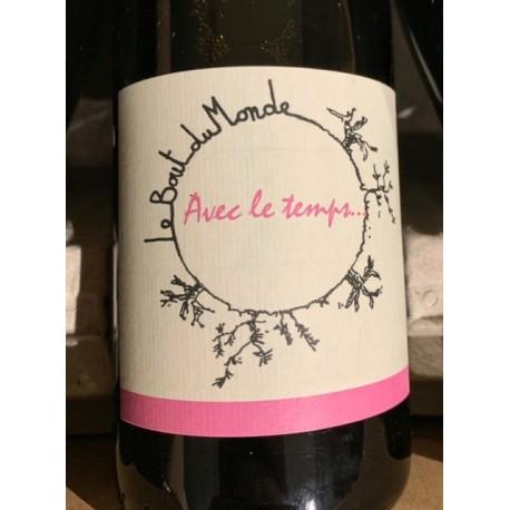Domaine du Bout du Monde Côtes du Roussillon Avec le Temps 2012