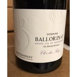 Domaine Ballorin & F Marsannay Clos du Roy 2017