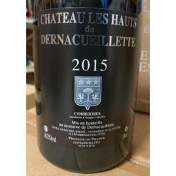 Château Les Hauts de Dernacueillette Corbières 2015 Magnum