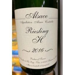Domaine Schueller Alsace Riesling H 2016