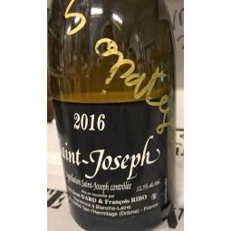 Dard Ribo Saint Joseph blanc Opateyres 2017