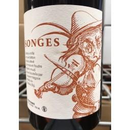 François Ecot L'Insolent Négoce Vin de France rouge Songes 2017