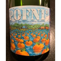 Port Coustic Cidre Demi-sec POFNI Lot 06/17
